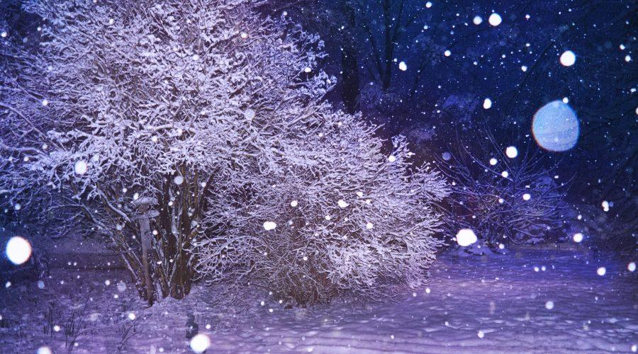 Blog Kinderbuchautorin Pause vom Alltag Schneeflockentanz