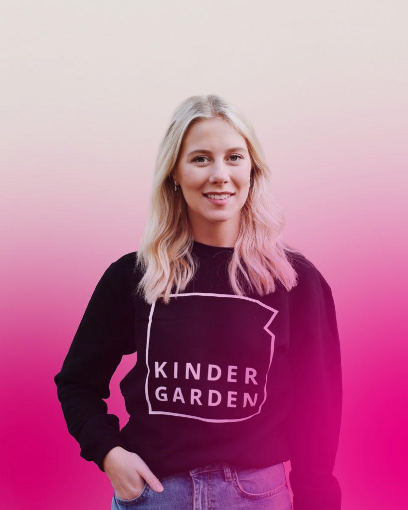 Porträtt på Anna Skär