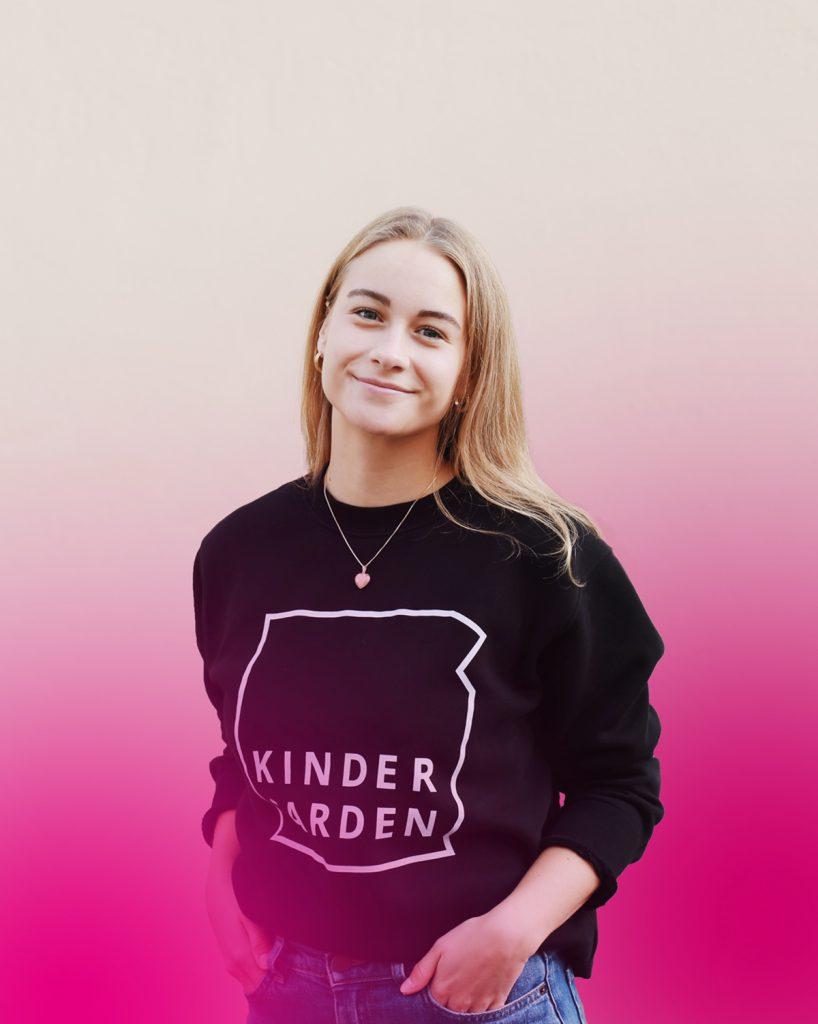 Portätt på Ebba Danckwardt Lillieström