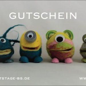 Gutschein Workshop für Kinder
