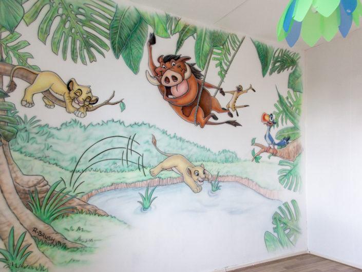 Lionking Jungle