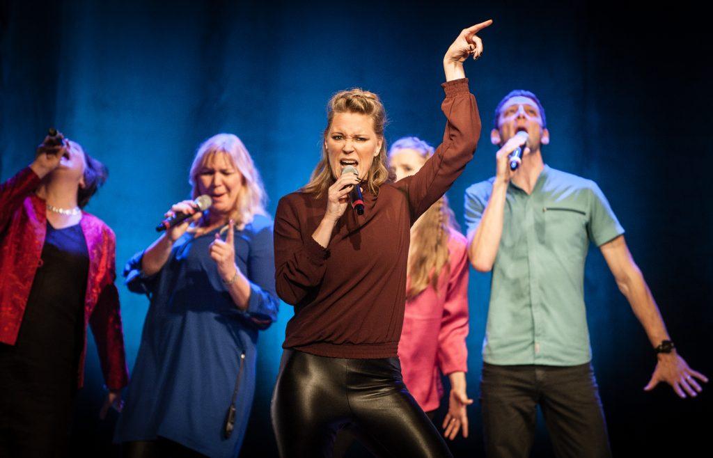 Bo Selinder & ACCJA, sånggrupp