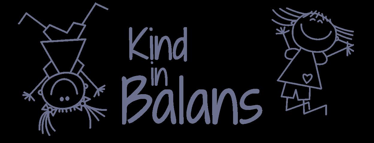 Kind in Balans Logo