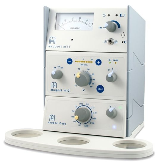 Bioresonantie therapie EAV therapie Plug and Play
