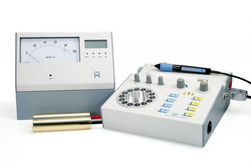 Combi-2 met meetstift en handelektroden