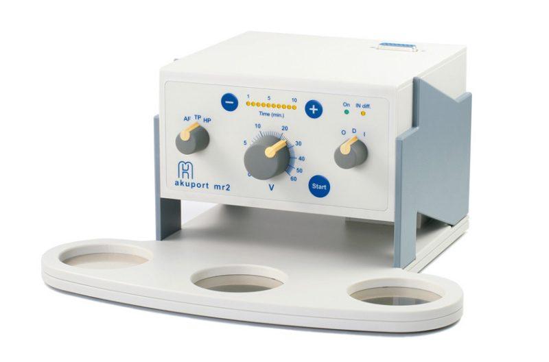 Akuport MR2. Compleet bioresonantie apparaat