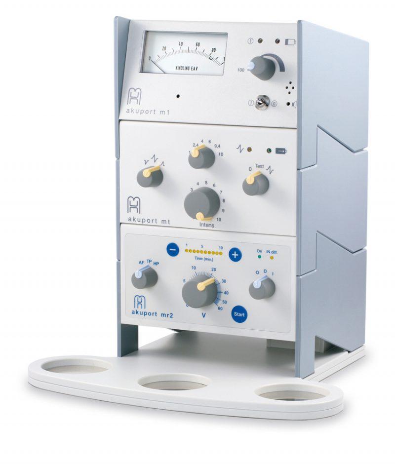 Akuport EAV + bioresonantie toren plug and play
