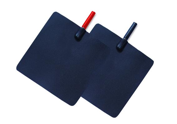 Flexibele elektroden 10×10