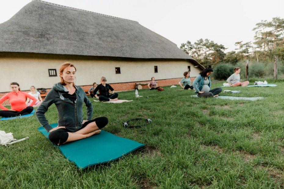 zwanger pilates