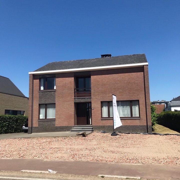 Verbouwingen nieuwe praktijk Klokkehofstraat