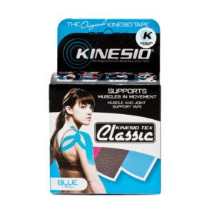 Kinesio Tape Classic Blauw Verpakking - Kinesio Nederland