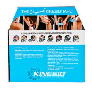 Kinesio-Tape-Classic-Bulkrol-Blauw-Verpakking achterkant