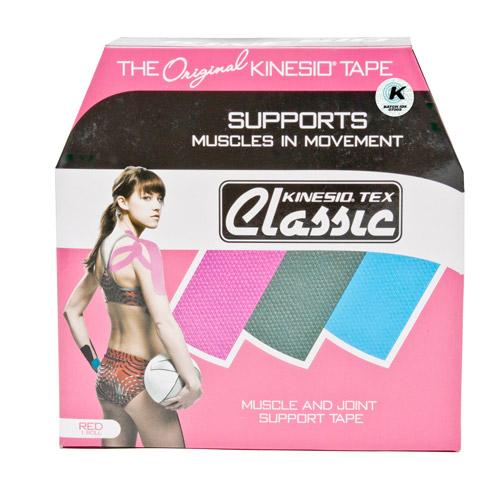 Kinesio-Tape-Classic-Bulkrol-Roze-Verpakking achterkant