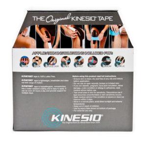 Kinesio-Tape-Classic-Bulkrol-Zwart-Verpakking achterkant