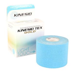 Kinesio Tex Gold Light Touch + Blauw