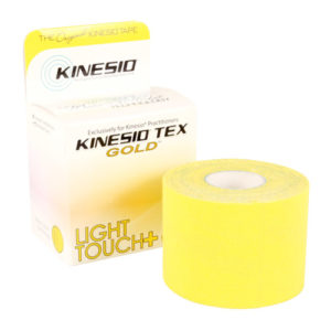 Kinesio Tex Gold Light Touch + Geel