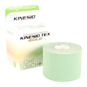 Kinesio Tex Gold Light Touch + Groen