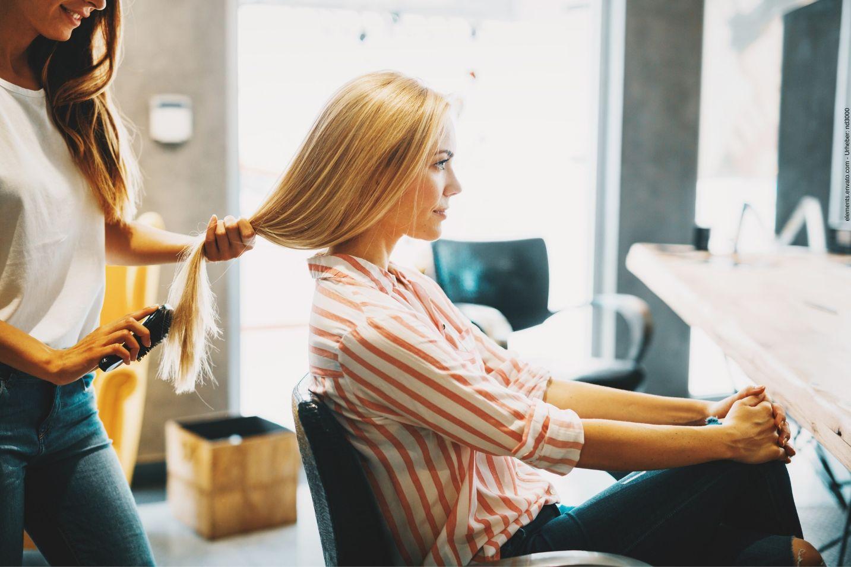 Haarschnitt lange Haare - Diese Variationen gibt es