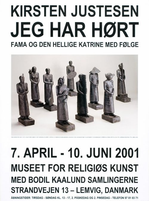 2001 I HAVE HEARD / JEG HAR HØRT