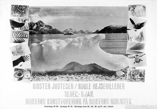 1981 NOGLE REJSEBILLEDER