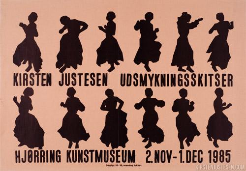 1985 UDSMYKNINGSSKITSER