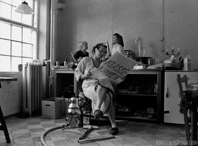 1976 CLASS STRUGGLE / KLASSEKAMPEN