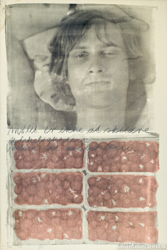 1974-75 JORBÆRBILLEDE & KORPSBILLEDE