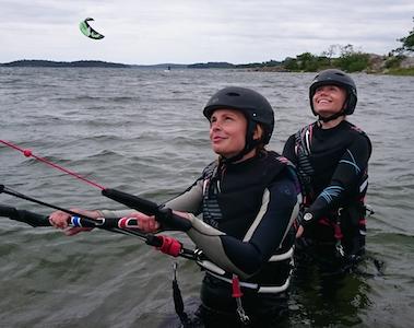 Kitesurfing baskurs