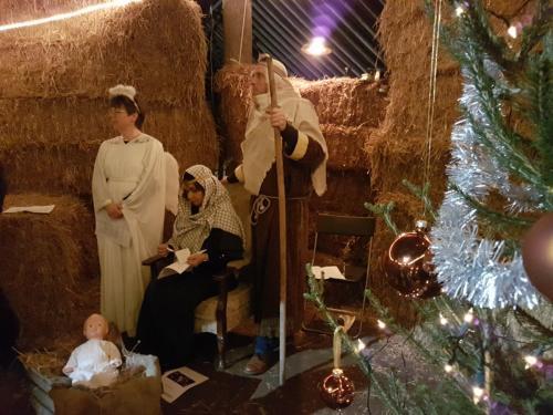 Kerstbestuur 2017 bij Luppo