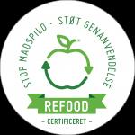 Refood_logo_certificeret_uden årstal