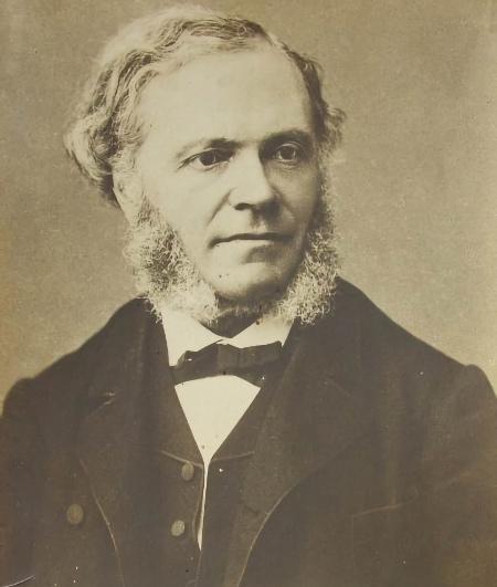 César Franck in 1872