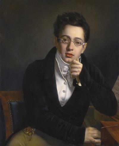 Franz Schubert (1814)