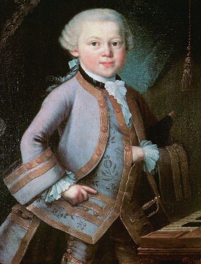 Mozart, Wolfgang Amadeus (1763)