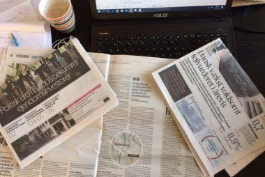Pressemeddelelser og PR-opgaver