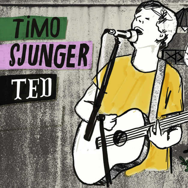 Timo Sjunger Ted