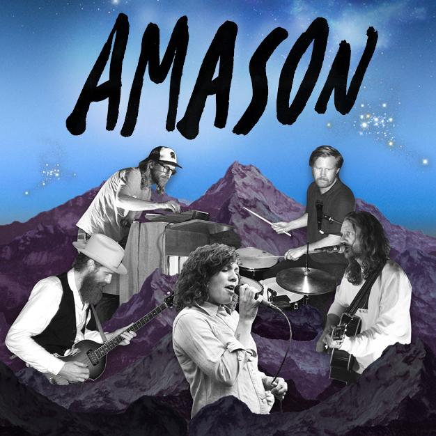 Amason – Extra Konsert