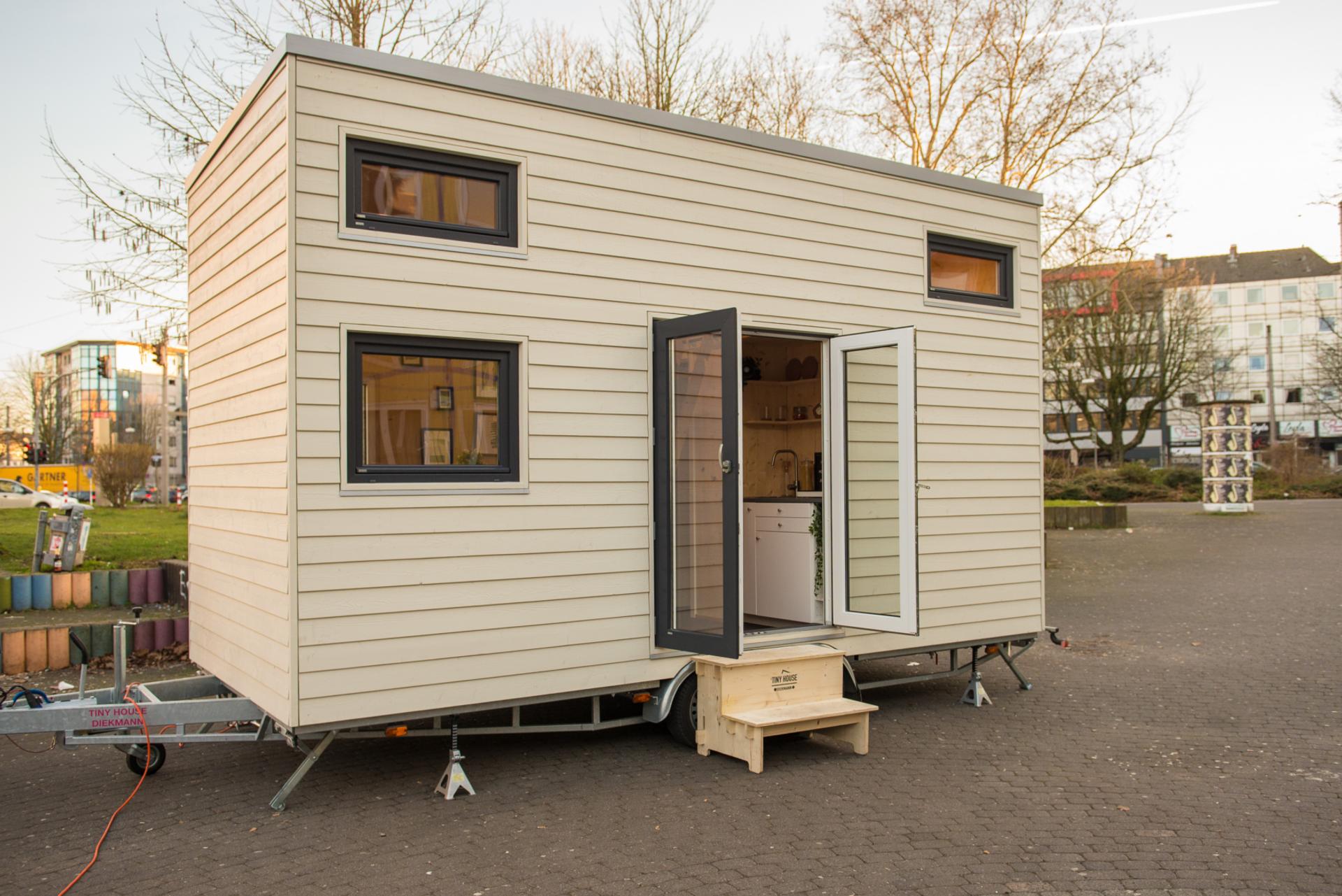 Kleine Häuser Dortmund
