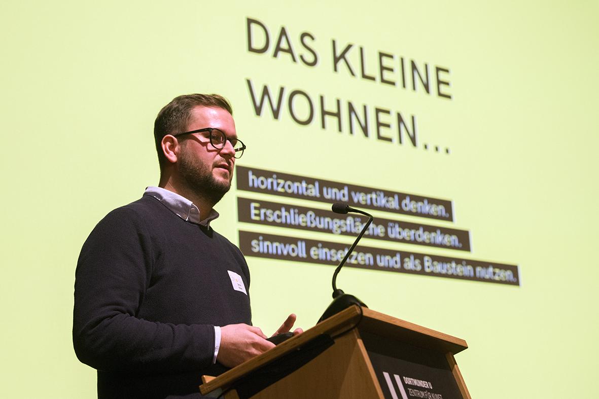 Daniel Bläser Kleine Häuser Dortmund