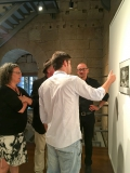 KLEI-Photography-exhibition visitors