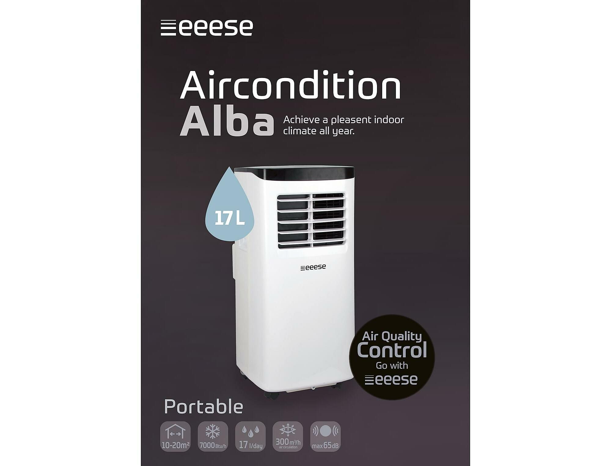 Aircondition Alba 7000 Eeese