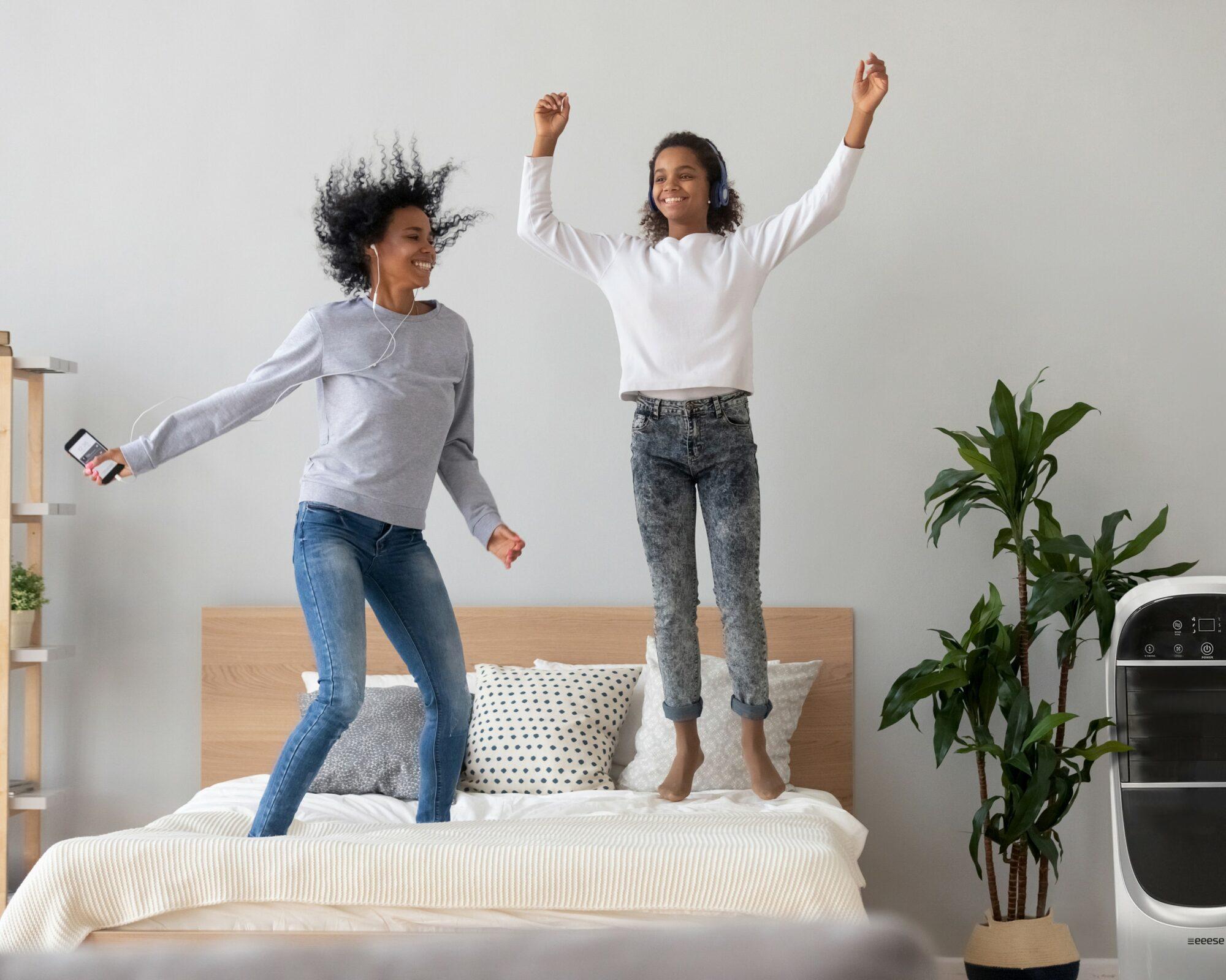 Lea Luftkjøler på soverom