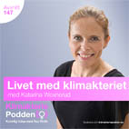 Livet med klimakteriet Katarina Woxnerud