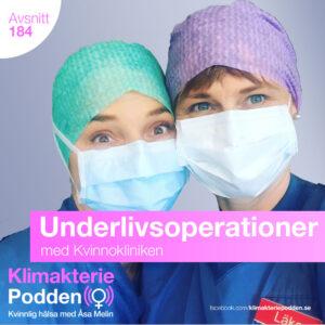 underlivsoperationer