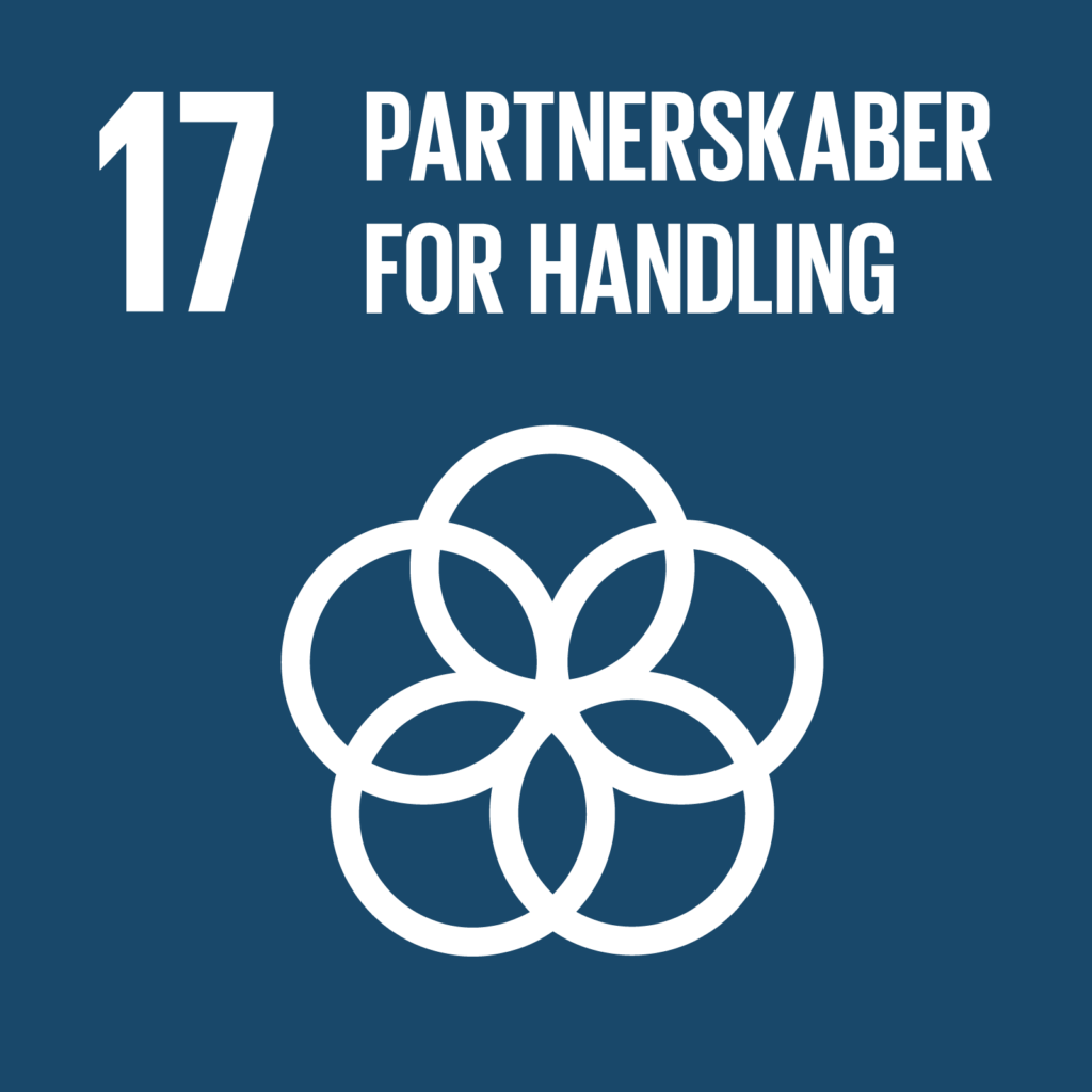 Verdensmål 17 - Partnerskaber for handling