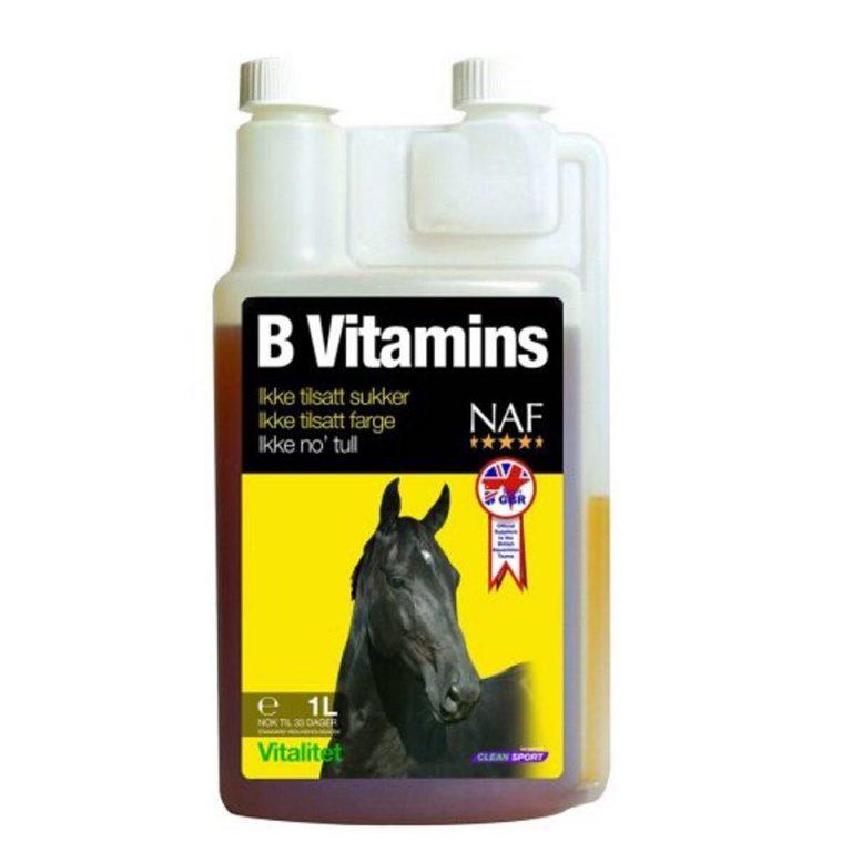 Pelsskifte? B vitaminer