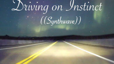 Photo of Enlightenment Saloon – Driving on Instinct (Synthwave)