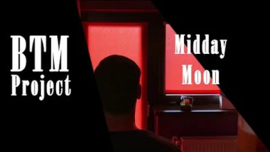 Photo of BTM Project – Midday Moon