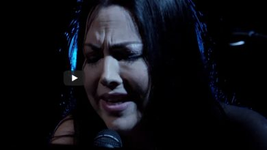 Photo of From the Vault: Amy Lee performing 'Lithium' live