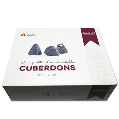Doos cuberdons 2 kg