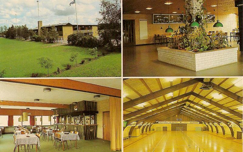Knabstrup Hallen, lokaler , bar, hal, faciliteter